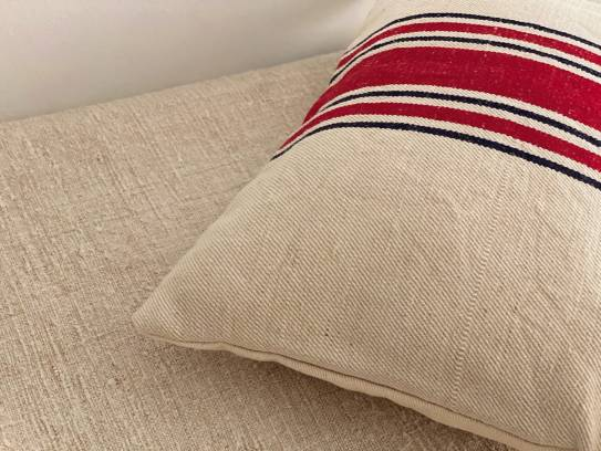 Grain Sack rojo 3050